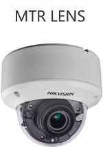 5MP 2.8MM/12.0 DWDR IR IP67 ICR 40M SECURITY DOME CAMERA