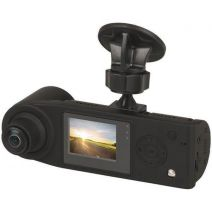360 Deg Dual1080p Dash Camera with 1.5 Inch LCD Screen