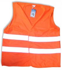 HIGH VISIBILITY SAFETY VEST