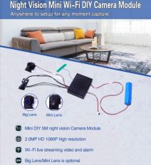 DIY Module Camera Wireless IP Nanny Security Cameras