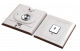 2.0 MP 1080P AHD Bell Spy Colour CCTV Hidden Camera