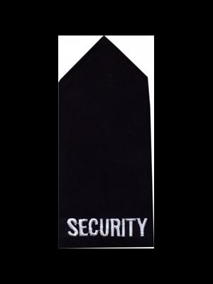 SECURITY EPAULETTE PAIR