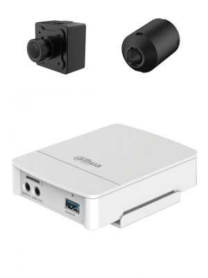 Dahua Pinhole IP 4MP Mini Hidden Camera Kit