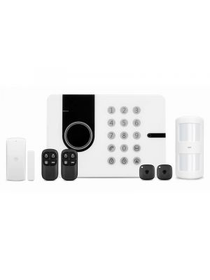 Wireless 3G SMS   DIY Home Security Alarm Kit