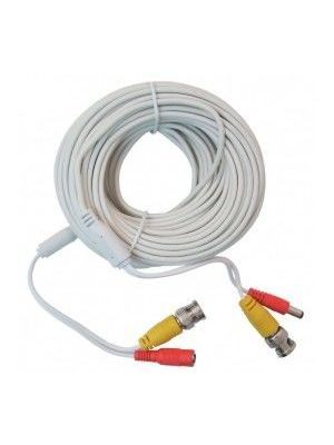 Video & Power Surveillance Camera HD Cable