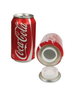 Coke Can Hidden Safe
