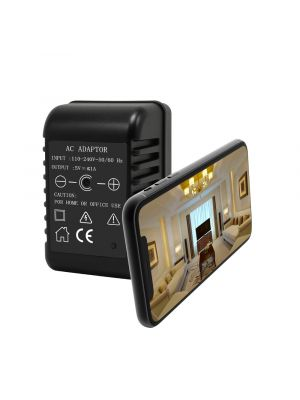 HD 1080P USB Charger Wi-Fi Security Camera