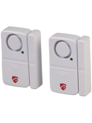 WINDOW & DOOR ENTRY ALARM  TWIN PACK