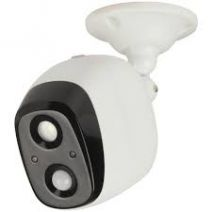 DUMMY CAMERA MOTION ACTIVATED WITH LED SPOTLIGHT