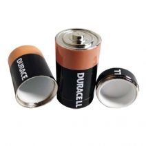 DURACELL BATTERY SECRET SAFE