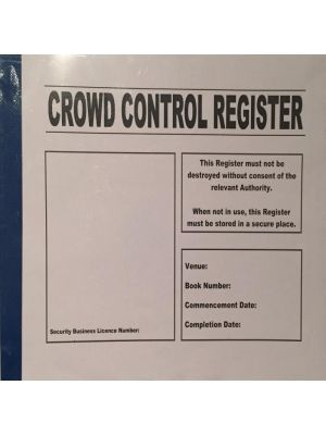 Crowd Control Register