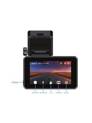 4K Dashcam with Touchscreen