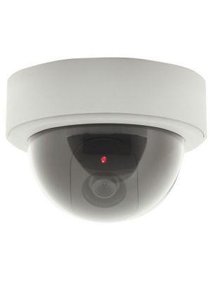 Dummy Dome Camera with Flashing LED