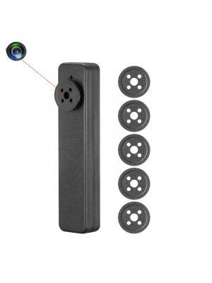Full HD 1080P Button Spy Hidden Camera & Recorder In Built 32GB