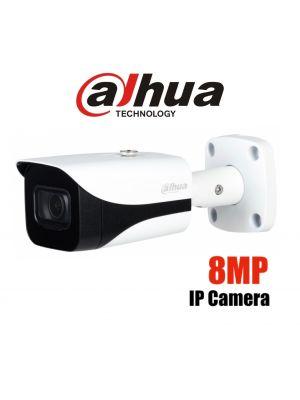 DaHua 8MP WDR IR Mini Bullet 4K (4.0mm) Network CCTV Outdoor Camera (PoE) (C)