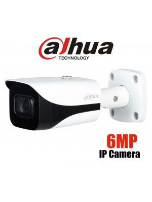 6MP WDR IR Mini Bullet Network Camera 2.8mm Lens (E)