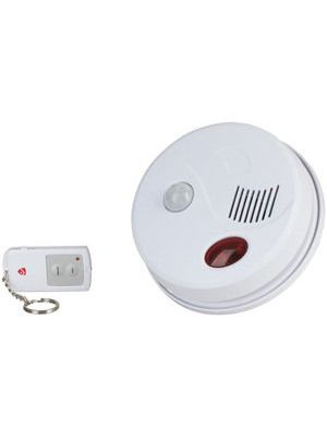 Ceiling Mount Alarm with Remote Controll