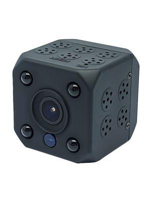 Miniature 1080p WiFi IP Camera with night vision