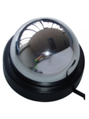 700 TVL MIRROR DOME COLOUR CCTV HIDDEN CAMERA
