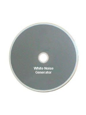 White Noise Generator CD