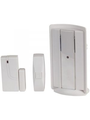 Wireless Door Bell with Door / Window Sensor